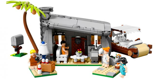 Lego Das Comeback Der Familie Feuerstein Manntv